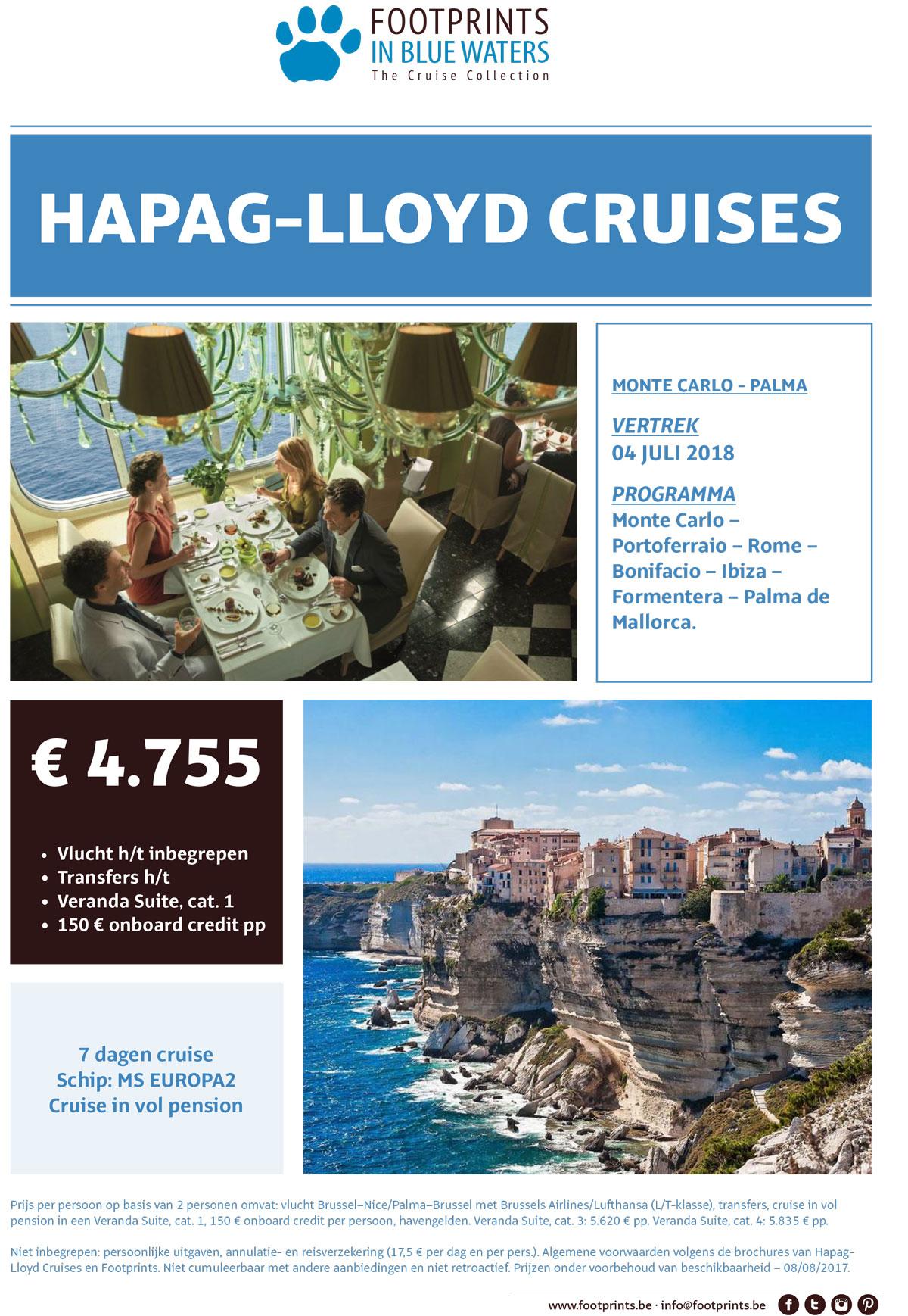 Cruise: Monte Carlo - Palma