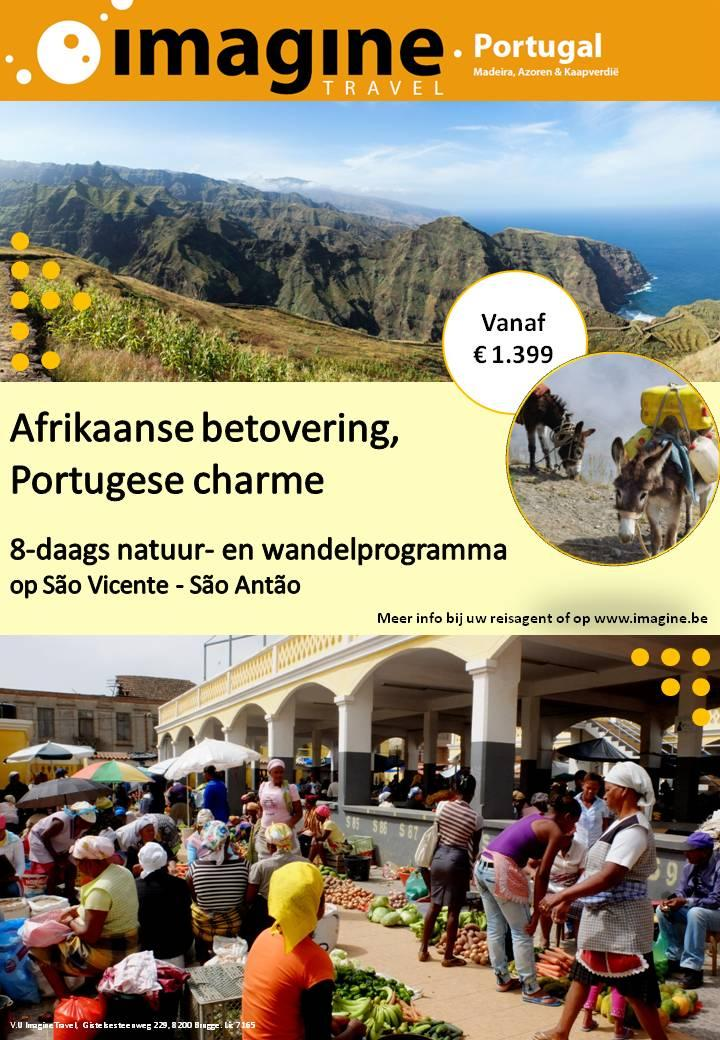 8 dagen Portugal - Madeira
