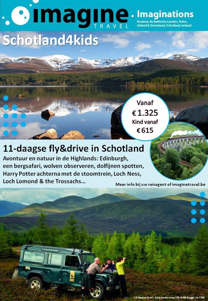 Schotland 4 Kids