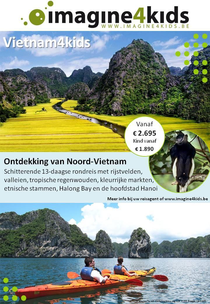 Ontdekking Noord-Vietnam