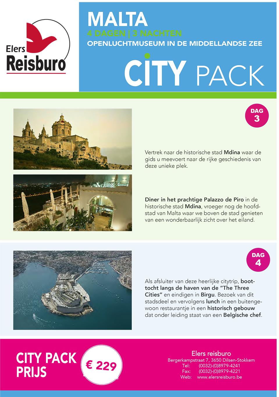 City Trip Malta