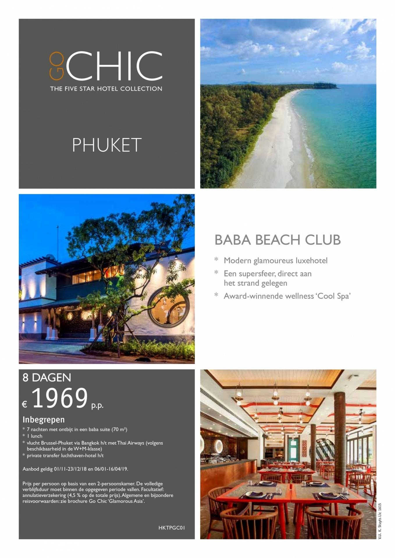 8 Dagen Phuket
