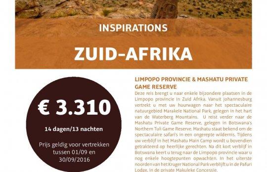 Zuid-Afrika: Limpopo Provincie