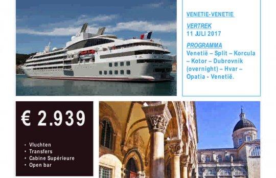 Cruise Venetië - Venetië