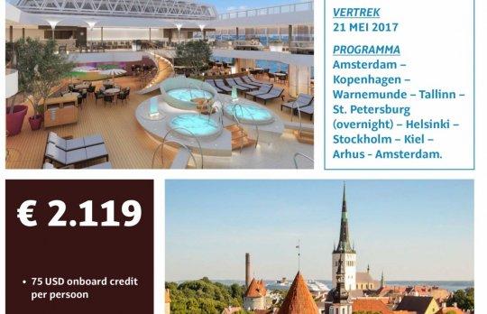 Cruise Amsterdam-Amsterdam