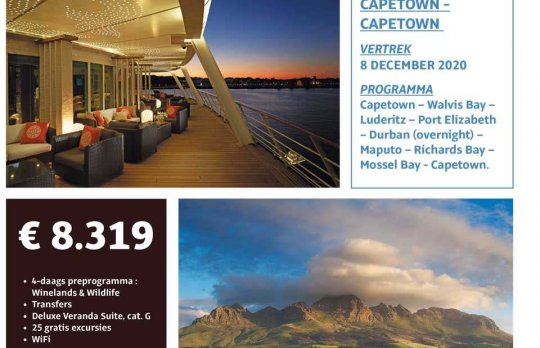 Cruise Capetown - Capetown