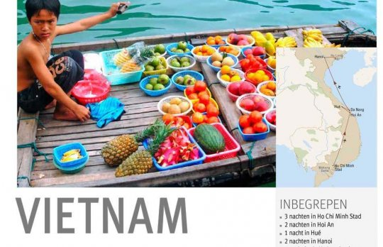 12 dagen Vietnam for Foodies